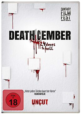 Deathcember - 24 Doors to Hell DVD