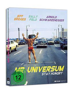 Mr. Universum Blu-ray
