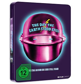 Tag An Dem Die Erde Still Stan Blu-ray