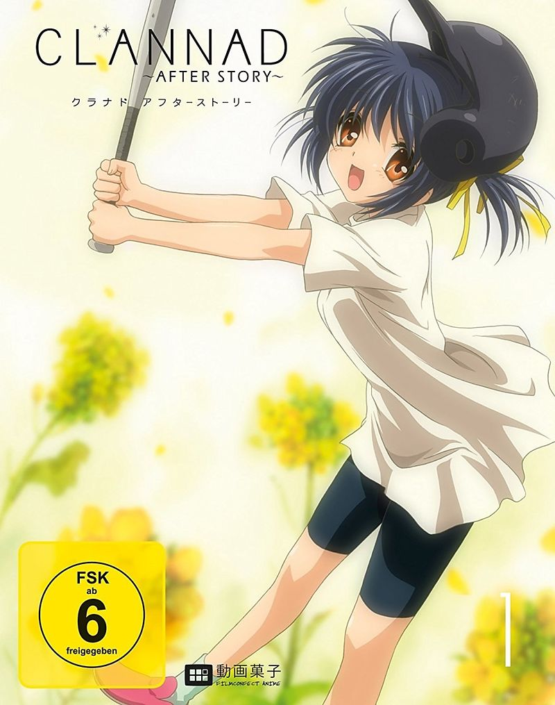 Clannad After Story Vol.1 (Vanilla) DVD