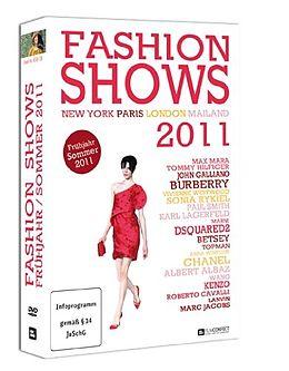 Fashion Shows Frühjahr/Sommer 2011 [Versione tedesca]