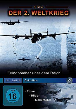 Feindbomber über dem Reich (4 Filme) [Versione tedesca]