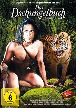 Das Dschungelbuch DVD