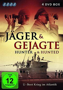 Jäger & Gejagte - U-Boot-Krieg im Atlantik [Versione tedesca]