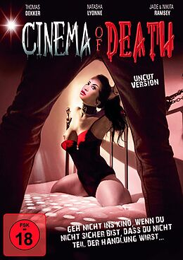 Cinema of Death DVD