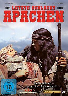 Die letzte Schlacht der Apachen DVD