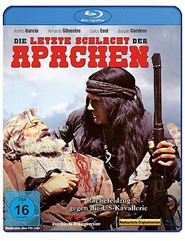 Die Letzte Schlacht Der Apachen Blu-ray