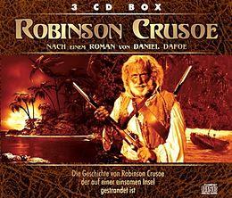 Audio CD (CD/SACD) Robinson Cruseo-Hörbuch von Daniel Defoe