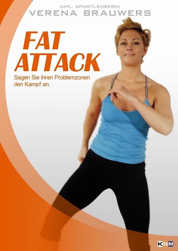 Verena Brauwers: Fat Attack 2008 [Versione tedesca]