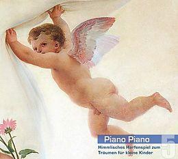 Piano Piano 5. Himmlisches Harfenspiel zum Träumen für kleine Kinder (Baby Musik Harfe)