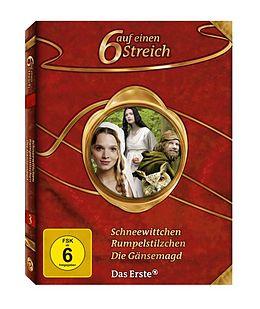 6 auf einen Streich [Version allemande]