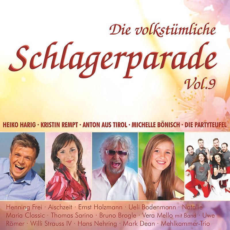 Volkstümliche Schlagerparade 9