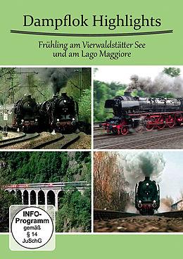 Dampflok Hightlights-Frühling Am Vierwaldstätter S [Versione tedesca]