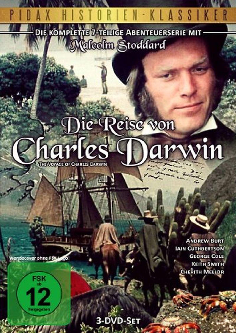 Die Reise von Charles Darwin [Version allemande]