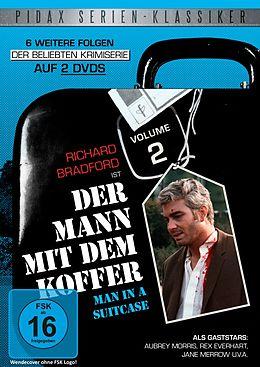 Der Mann mit dem Koffer [Version allemande]