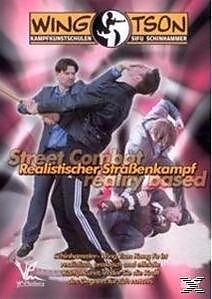 Wing Tsun Street Combat Reality Based [Version allemande]