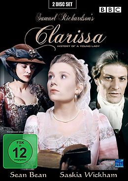 Clarissa - History Of A Young Lady DVD