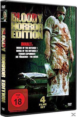 Bloody Horror Edition - 2 Disc DVD DVD