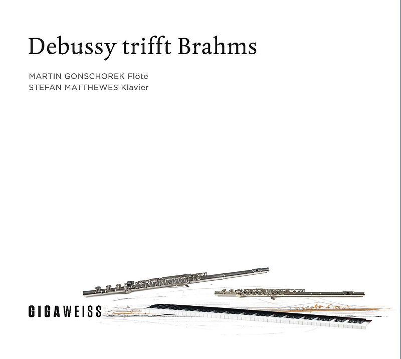 Debussy Meets Brahms