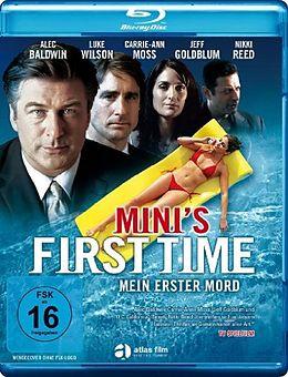 Mini's First Time - Mein Erster Mord - Blu-ray Blu-ray