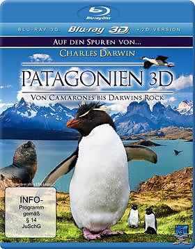 Patagonien 3D - Auf den Spuren von Charles Darwin - Von Camarones bis Darwins Rock