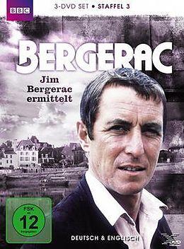 Bergerac - Jim Bergerac ermittelt - Staffel 03 DVD