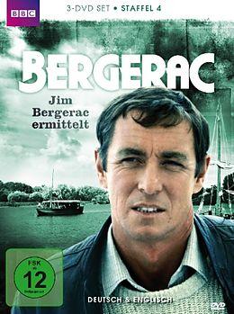 Bergerac - Jim Bergerac ermittelt - Staffel 04 DVD