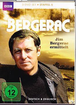 Bergerac - Jim Bergerac ermittelt - Staffel 05 DVD