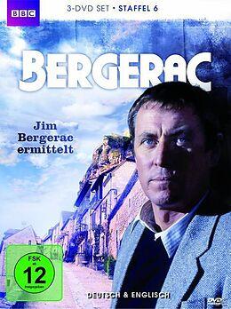 Bergerac - Jim Bergerac ermittelt - Staffel 06 DVD
