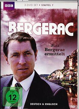 Bergerac - Jim Bergerac ermittelt - Staffel 07 DVD