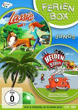 Ferienbox (Lassie DVD & Helden Der Stadt CD)