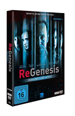 ReGenesis - Staffel 1 DVD
