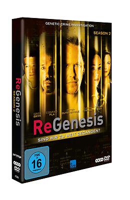 ReGenesis - Staffel 2 DVD