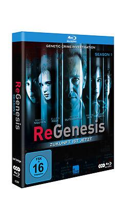 Regenesis - Staffel 1 - Blu-ray Blu-ray