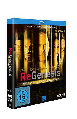 Regenesis - Staffel 2 - Blu-ray Blu-ray