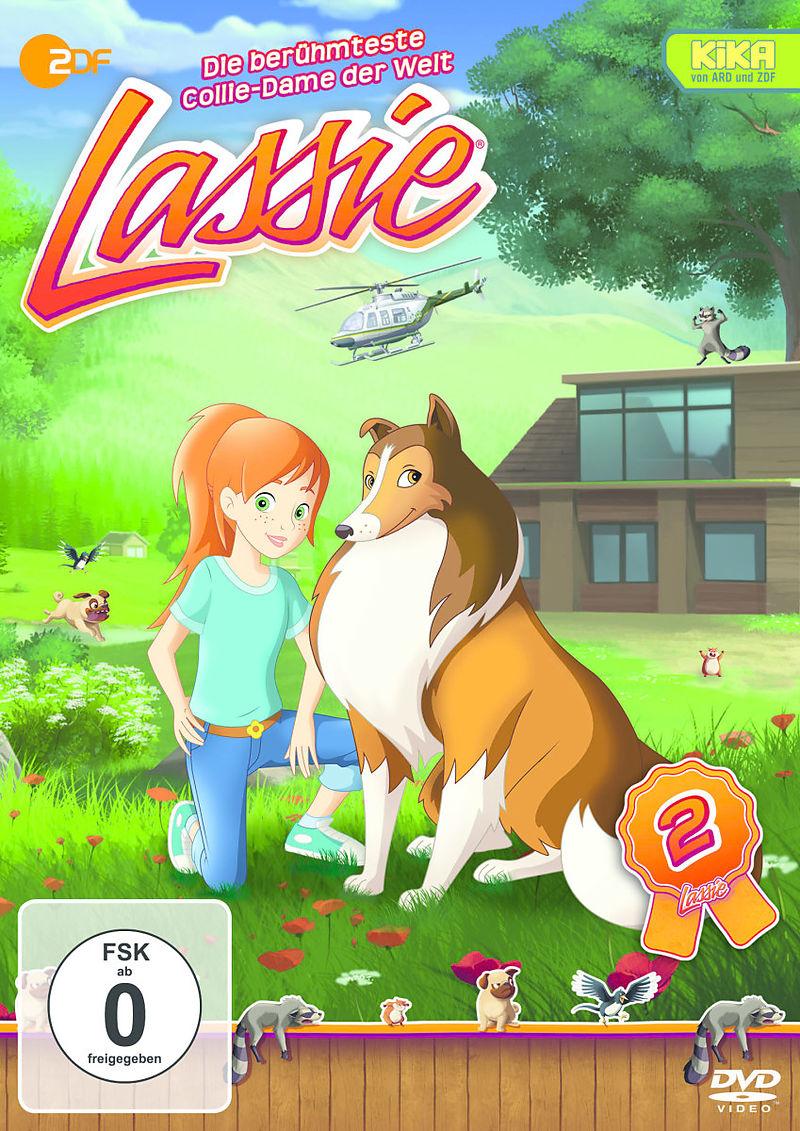 Lassie Zeichentrick