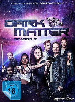 Dark Matter - Staffel 2 DVD