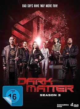 Dark Matter - Staffel 3 DVD