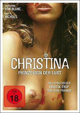 Christina - Prinzessin der Lust DVD