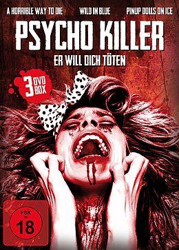 Psycho Killer - Er will dich töten DVD