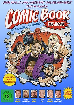 Comic Book - The Movie [Versione tedesca]