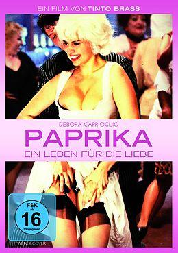 Paprika - Ein Leben für die Liebe DVD