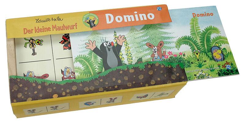 der kleine maulwurf holz domino kinderspiele online. Black Bedroom Furniture Sets. Home Design Ideas