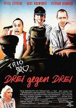 Trio - Drei Gegen Drei - Blu-ray Blu-ray