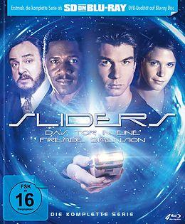Sliders - Die Komplette Serie - Sd On Blu-ray Blu-ray