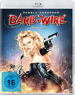 Barb Wire - Unrated Blu-ray