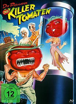 Die Rückkehr Der Killertomaten - Cover B Blu-ray