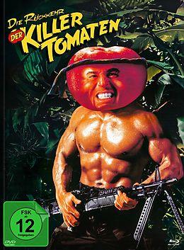 Die Rückkehr Der Killertomaten - Cover D Blu-ray