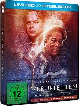 Die Verurteilten - Ltd. Steelbook Blu-ray