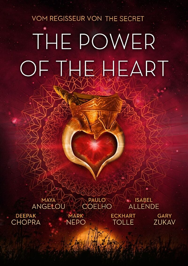 The Power Of The Heart [Version allemande]